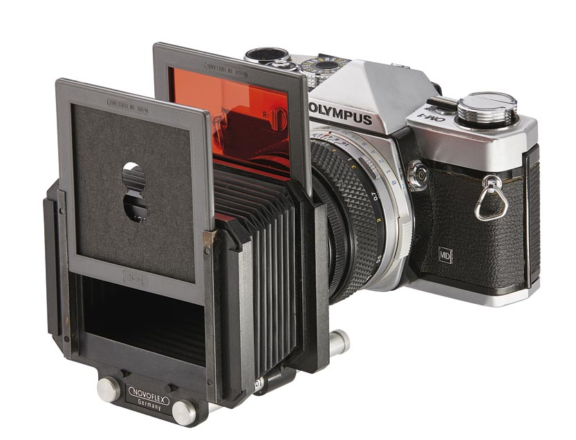 35mm SLR 카메라 용 유니버셜 렌즈 후드