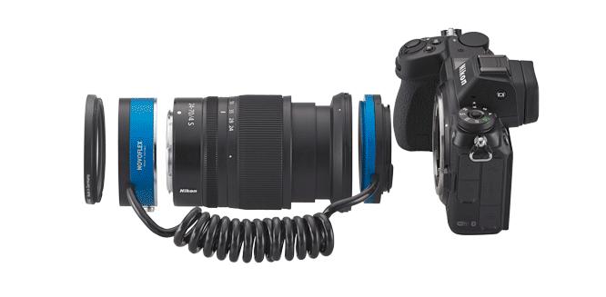 Retro Adapter//Reverse Ring for Nikon 58mm