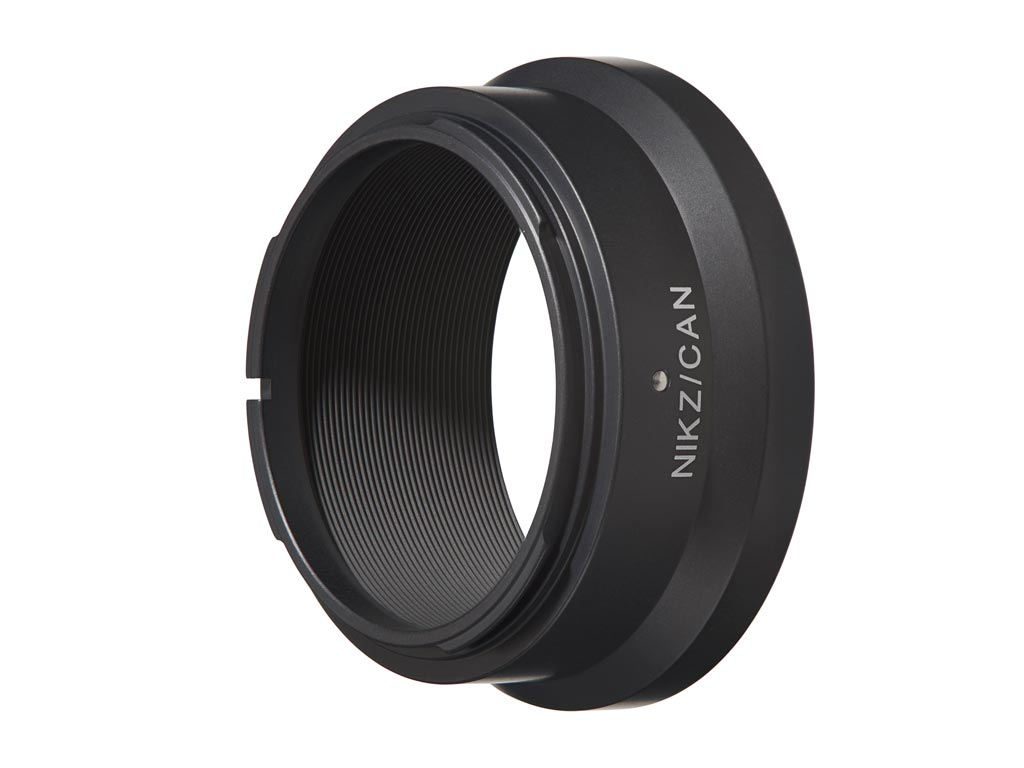 Adapter Canon FD-lenses to Nikon Z-Mount - NOVOFLEX