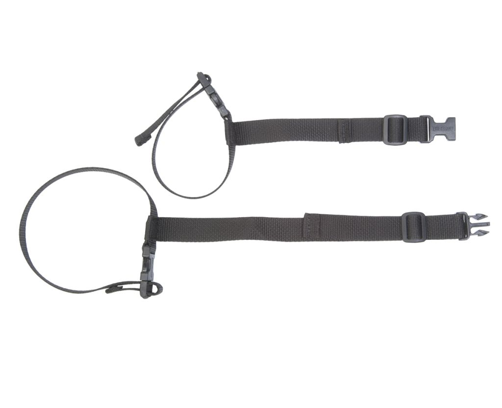 OP//TECH USA 1301462 Quick Adjust Sling Strap Adaptor Black